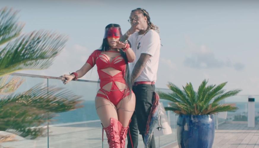 Video: Future feat. Nicki Minaj - You Da Baddest