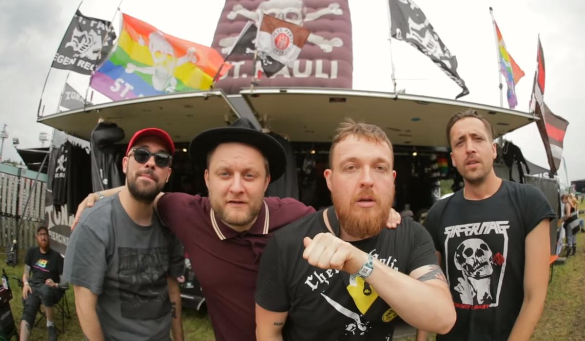 Video: Antilopen Gang feat. Fatoni - Liebe Grüße