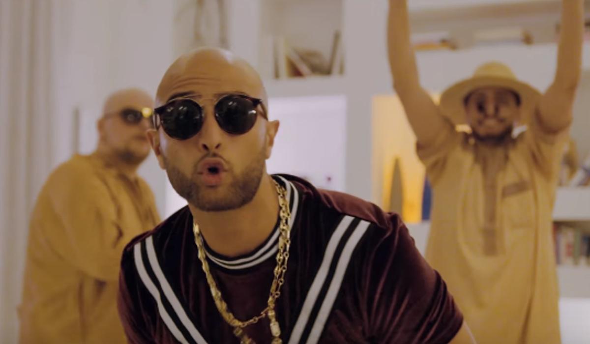 Celo & Abdi feat. Nimo & Olexesh - RHYTHM 'N FLOUZ |16BARS.DE