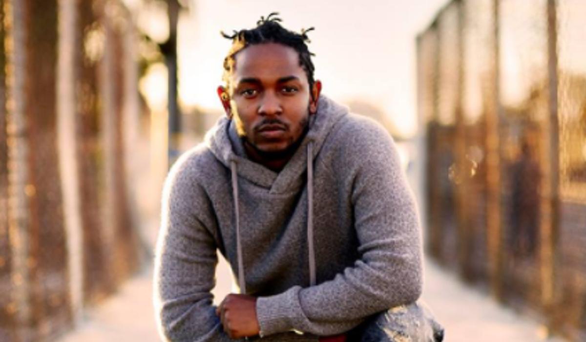 "Kendrick Lamar erhält Doppelplatin für ""DAMN."""