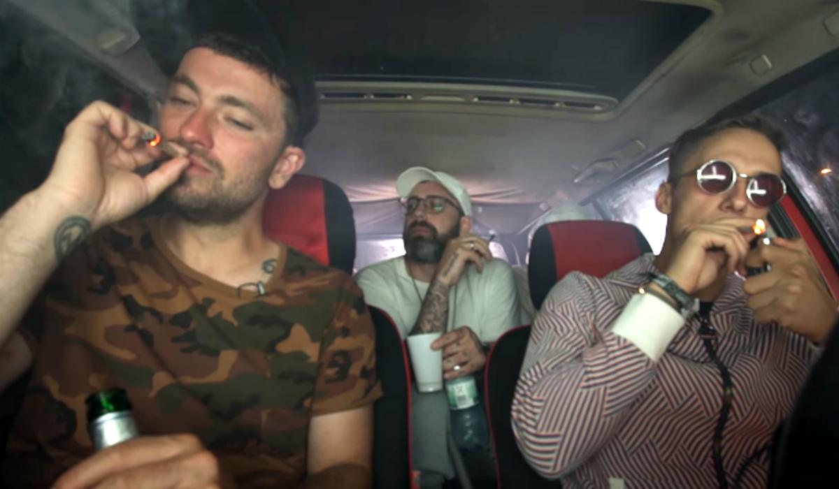 Video: Marteria - Shook Ones Pt. 2 (Hotbox Remix)