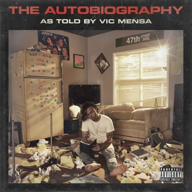 Tracklist: Vic Mensa - The Autobiography | 16BARS.DE