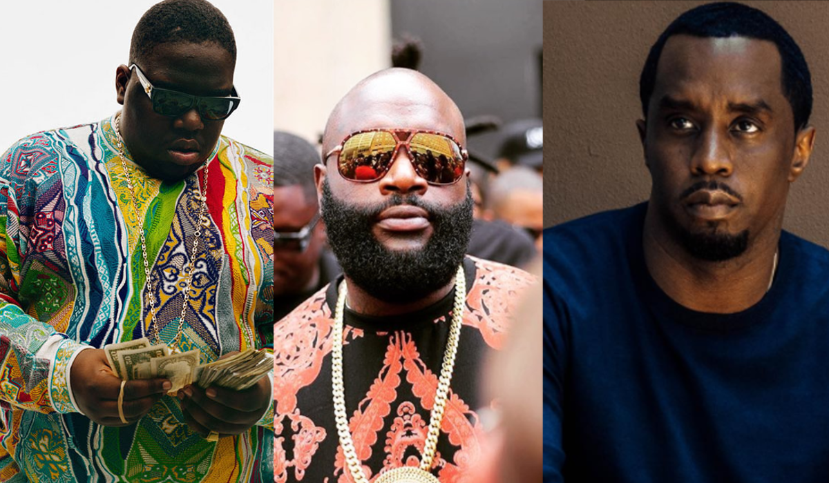Neue Musik: Diddy feat. Rick Ross & Notorious B.I.G. - Watcha Gon' Do?