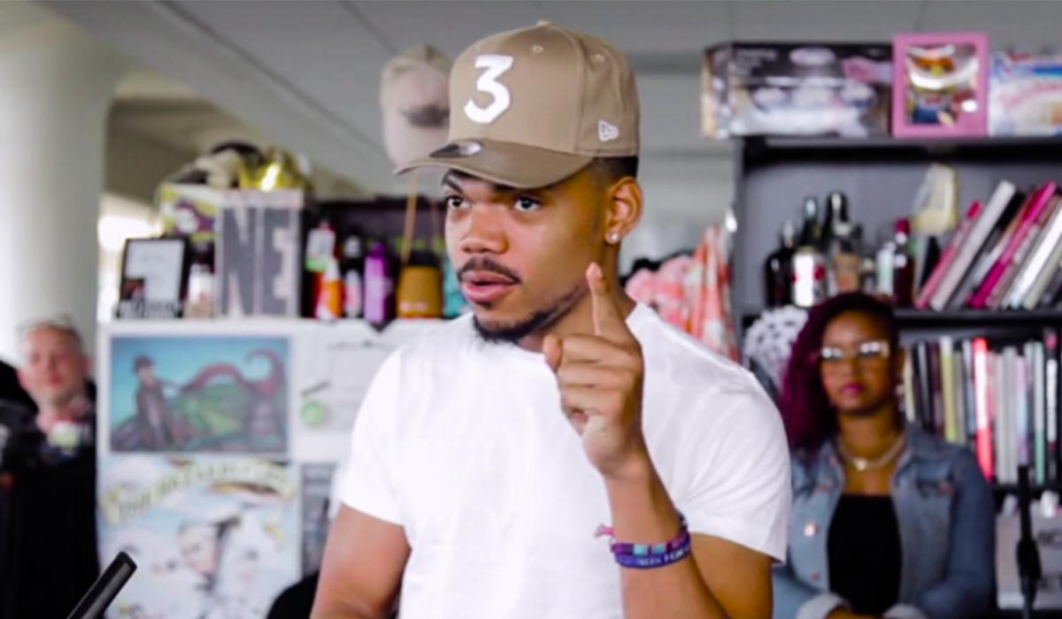 Kommt noch diese Woche ein neues Chance the Rapper Album?
