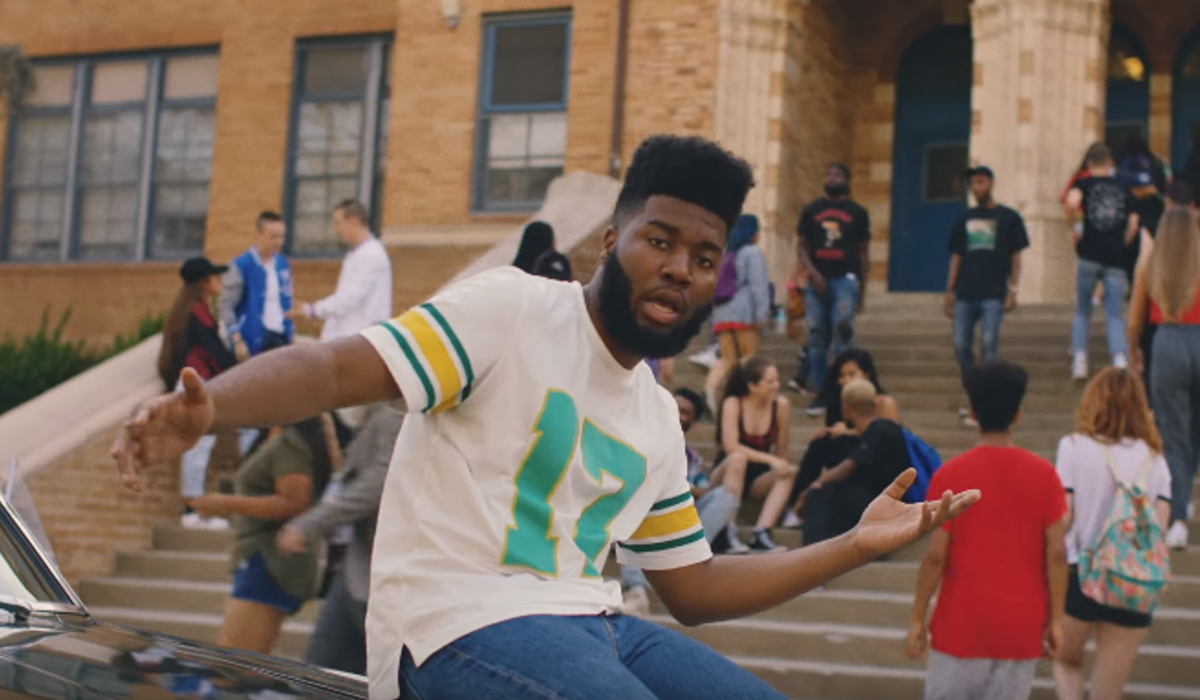 Khalid - Saved | 16BARS.DE