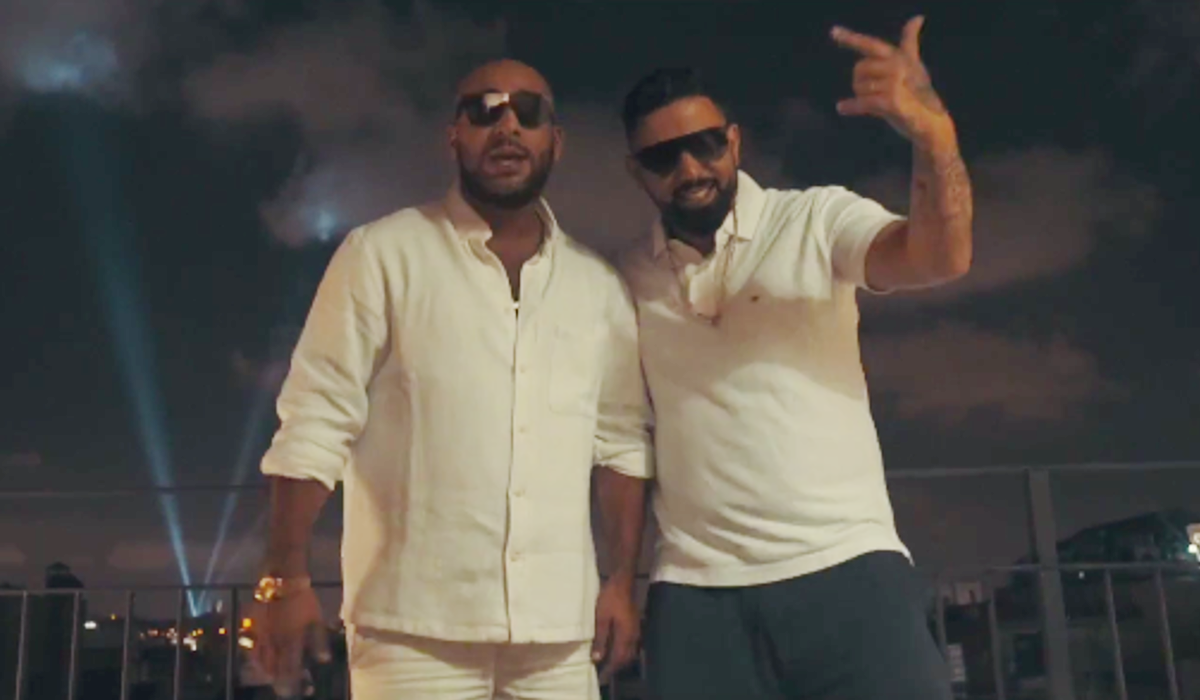 Video: Mosh36 feat. Veysel - Ghetto Couture