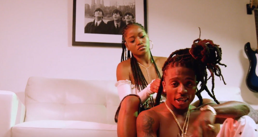 Jacquees feat. Quavo & Ty Dolla Sign - B.E.D. (Remix) | 16BARS.DE