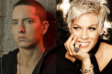 Pink feat. Eminem - Revenge | 16BARS.DE