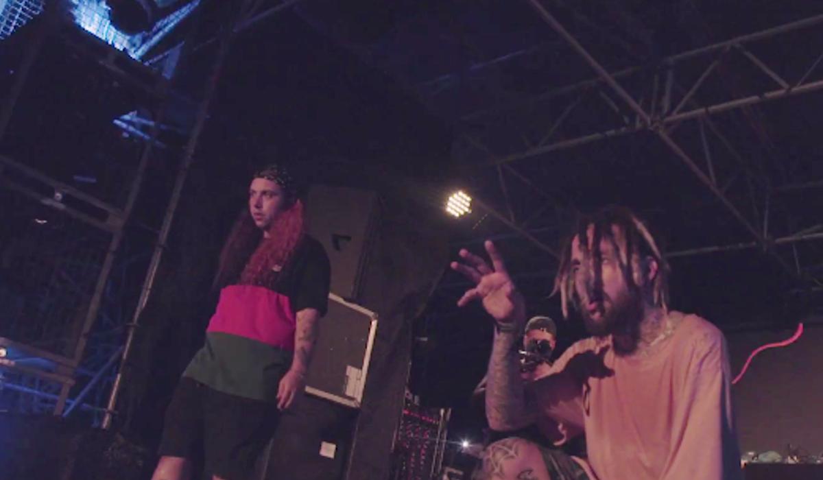 Nächtlicher Turn up: $uicideboy$ live auf dem splash! 20