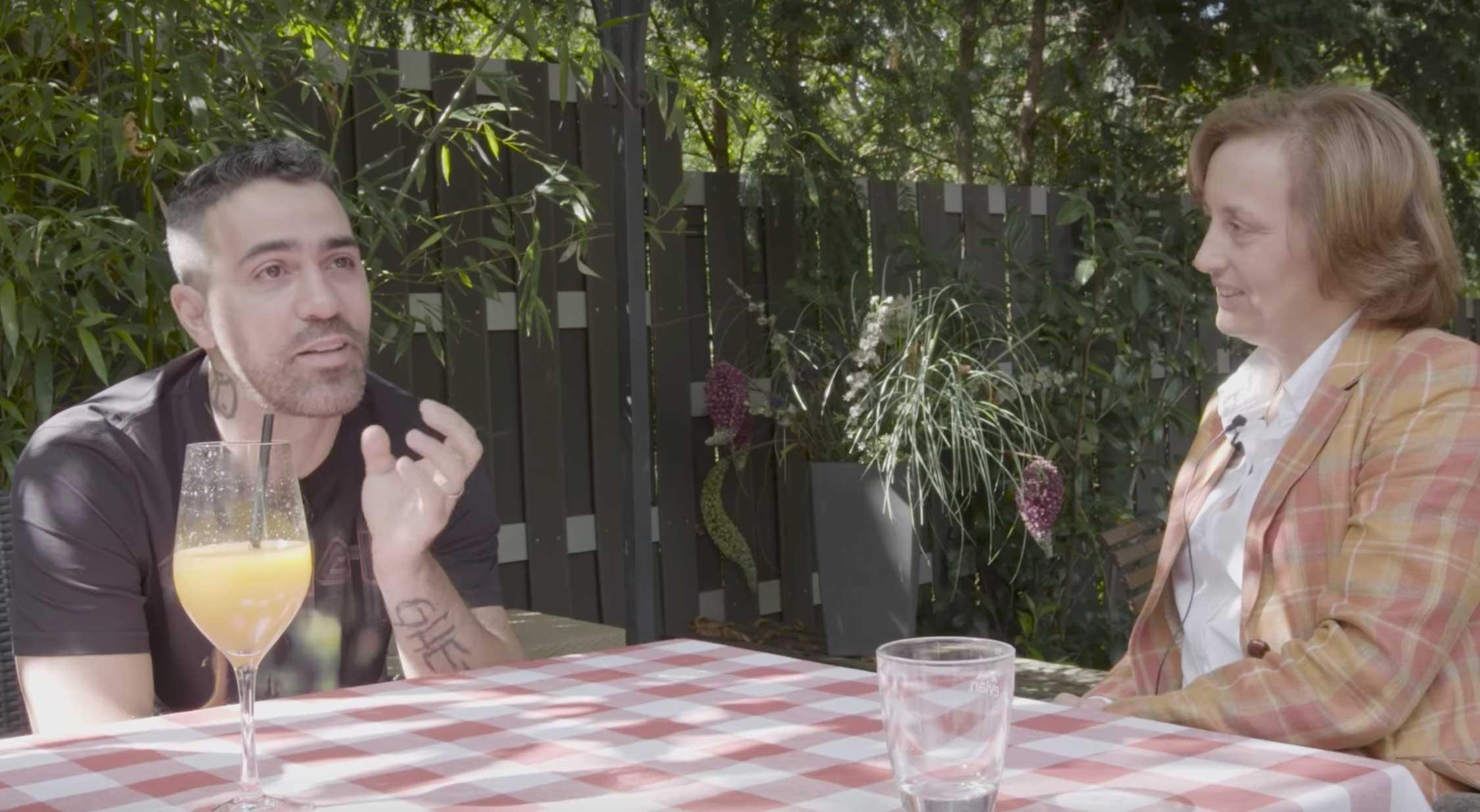 """""""Sie bieten nicht wirklich eine Lösung an"""": Bushido vs Beatrix von Storch"""