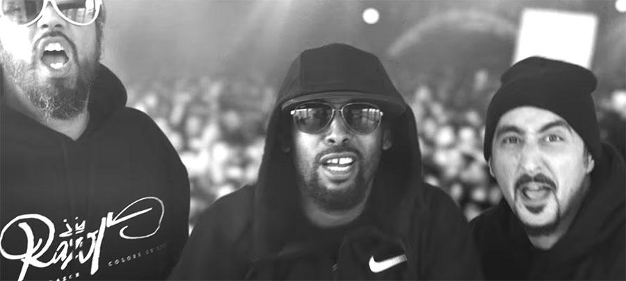 Eko Fresh feat. Onyx, Samy Deluxe & Afrob - Slam wieder   16BARS.DE