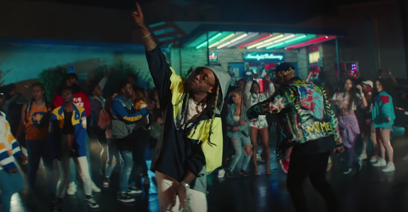 Video: Ty Dolla Sign & Jeremih - The Light