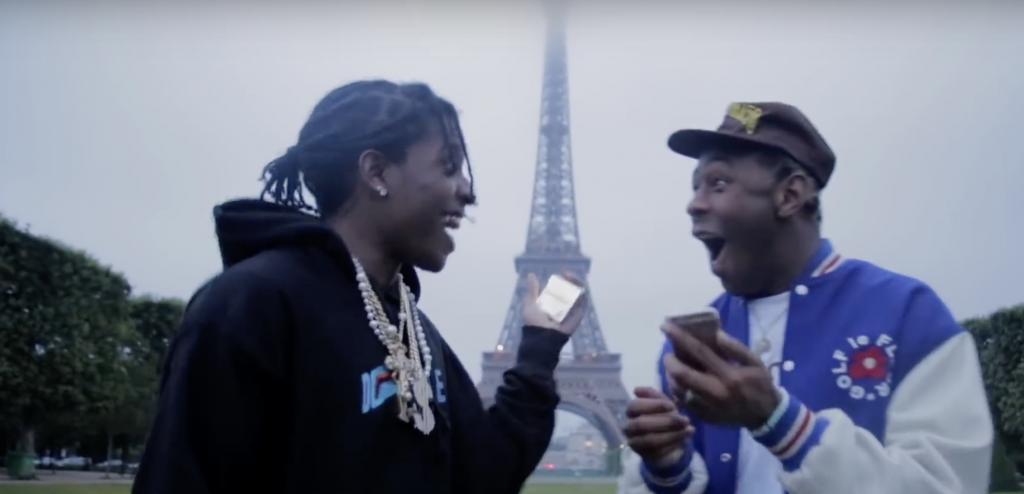 Video: A$AP Rocky & Tyler, the Creator - Potato Salad