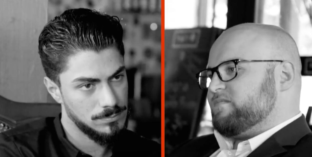 Enemy und AfD-Politiker in Diskussion über Chancengleichheit