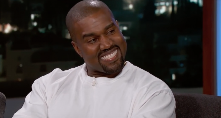 Kanye West Kimmel
