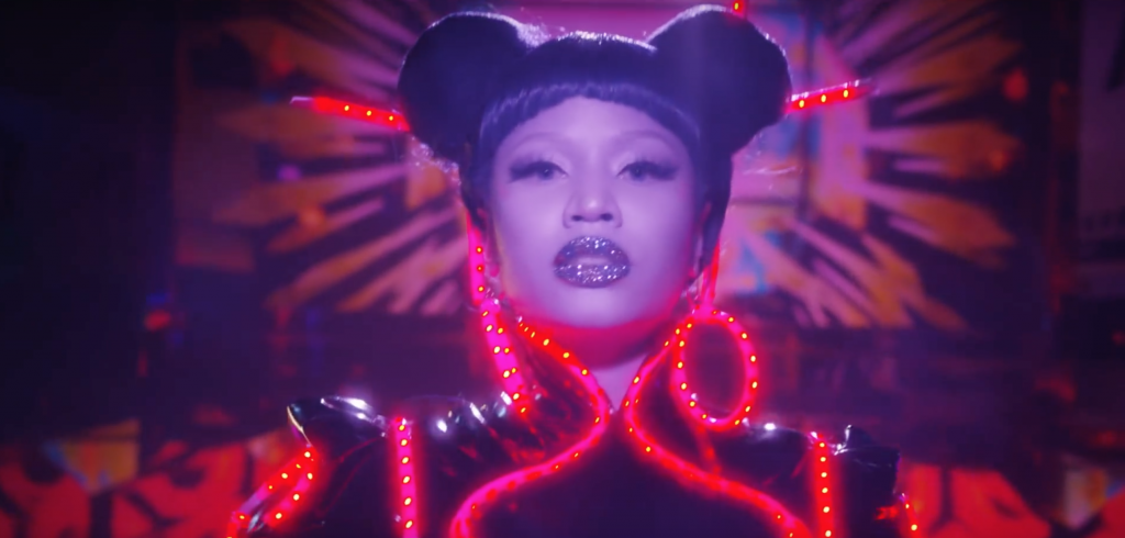 "Neues Nicki Minaj Album ""Queen"" steht zum Streamen bereit"