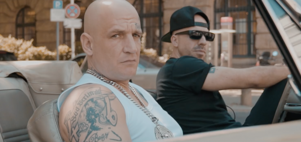 Video: MC Bogy feat. B-Lash & Frauenarzt - Bam Bam Killa