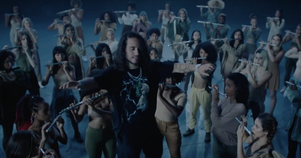 Video: Russ - The Flute Song