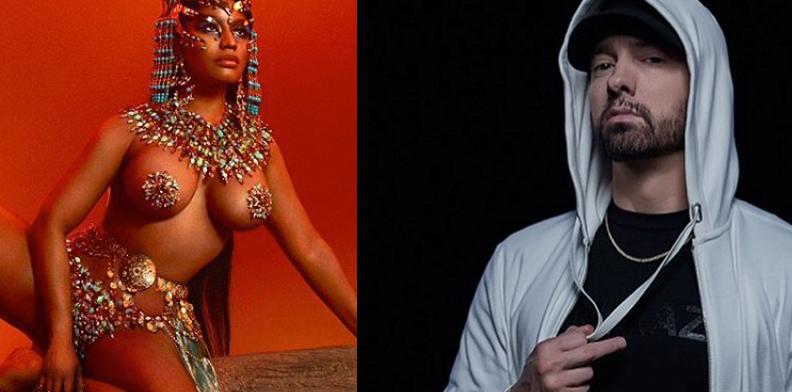 Neue Musik: Nicki Minaj feat. Eminem - Majesty