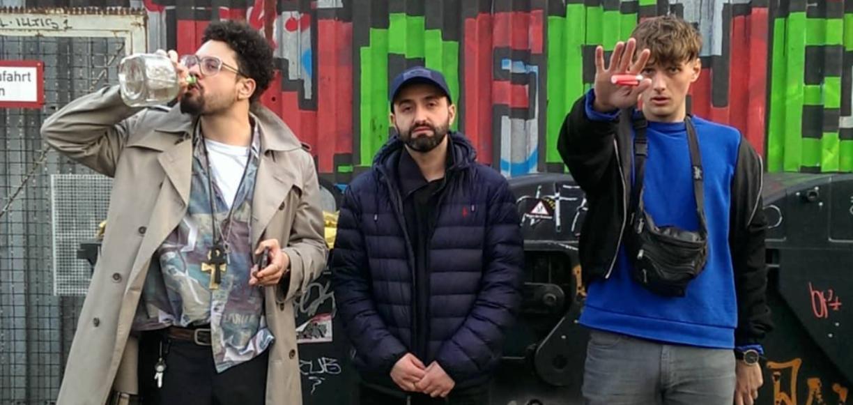Neue Musik: morten, Mister Mex & AL Kareem - Patrón