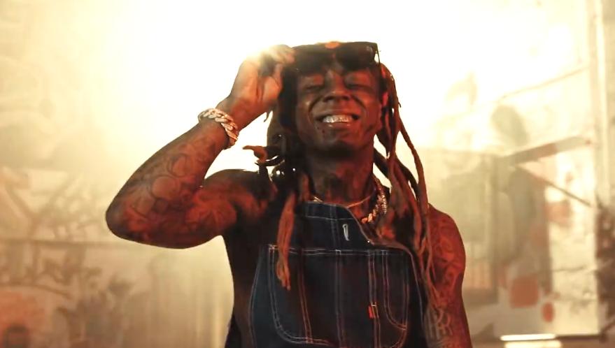 Video: Lil Wayne - Pistol On My Side (prod. by Swizz Beatz)