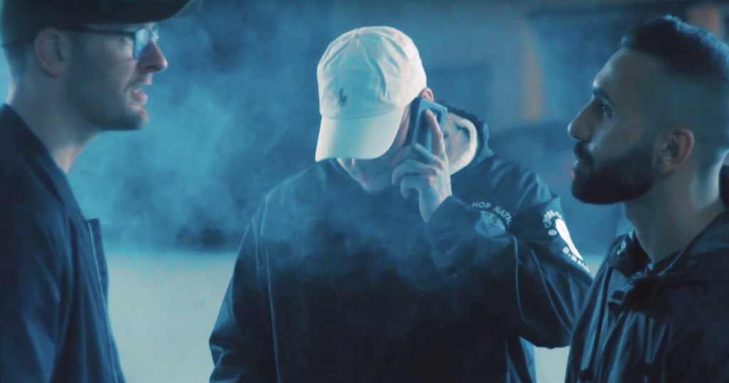 Video: Lenny Morris feat. MoTrip & JokA - Asteroid