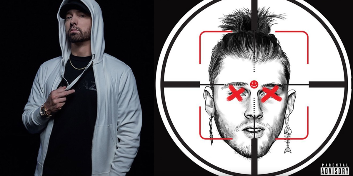 Neue Musik: Eminem - Killshot (Machine Gun Kelly Disstrack)