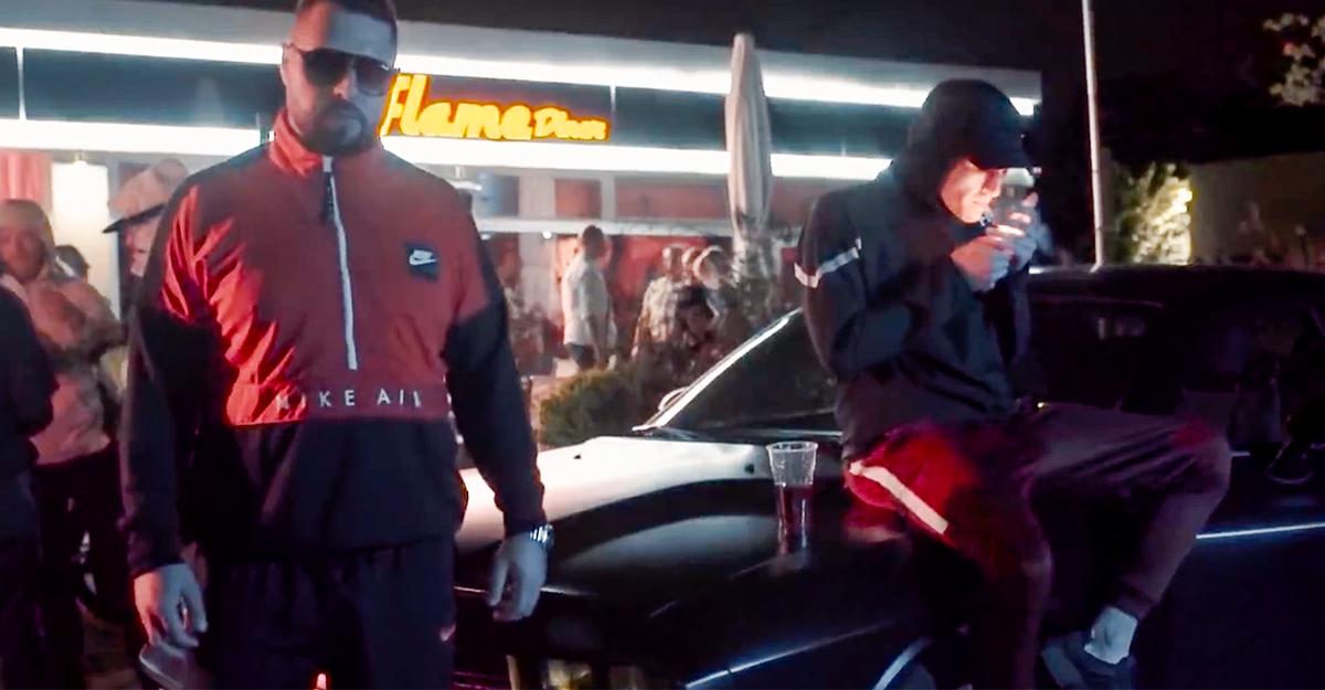 Video: Tayler & Luvre47 - Night Rider