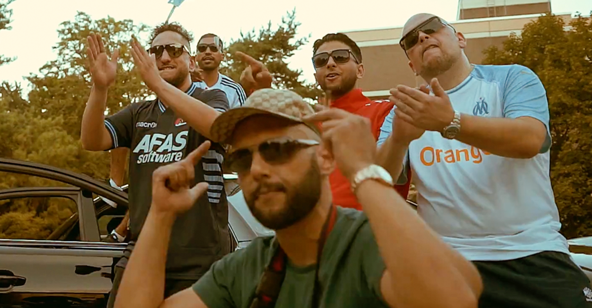 Video: Reda Rwena feat. Hanybal, Celo & Abdi - Avanti Avanti
