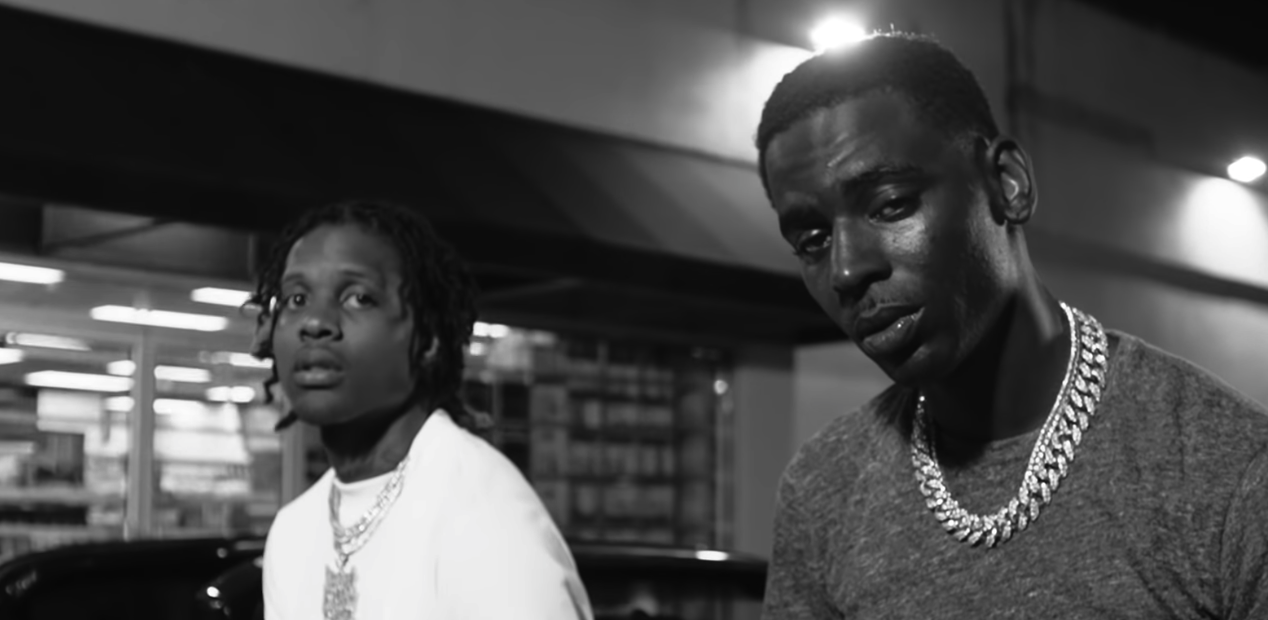 Video: Lil Durk feat. Young Dolph & Lil Baby - Downfall