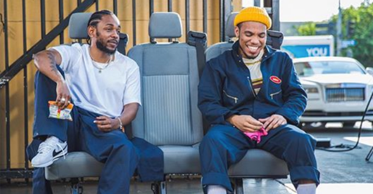 Neue Musik: Anderson .Paak feat. Kendrick Lamar - Tints
