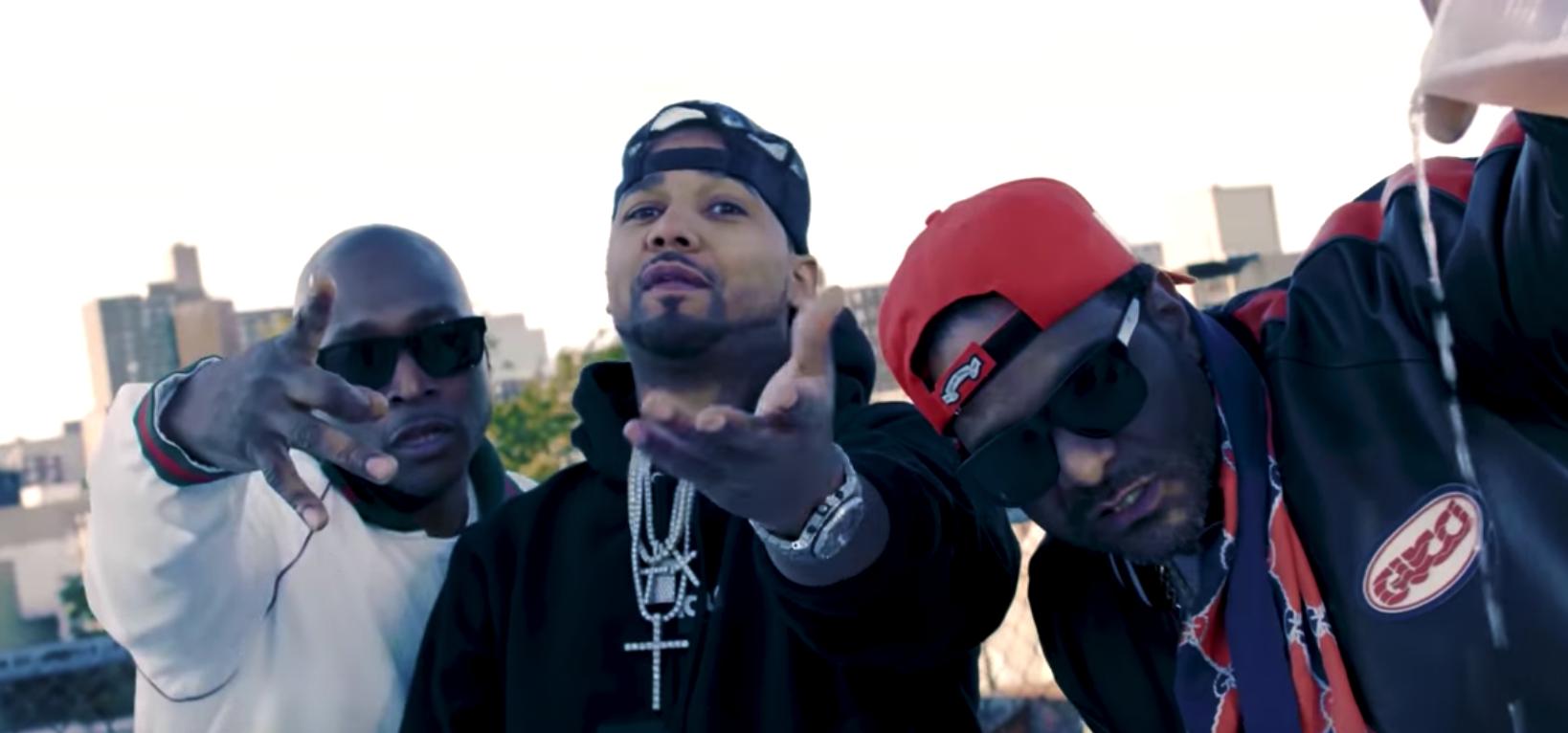 The Diplomats - Sauce Boyz (Video) |16BARS.DE
