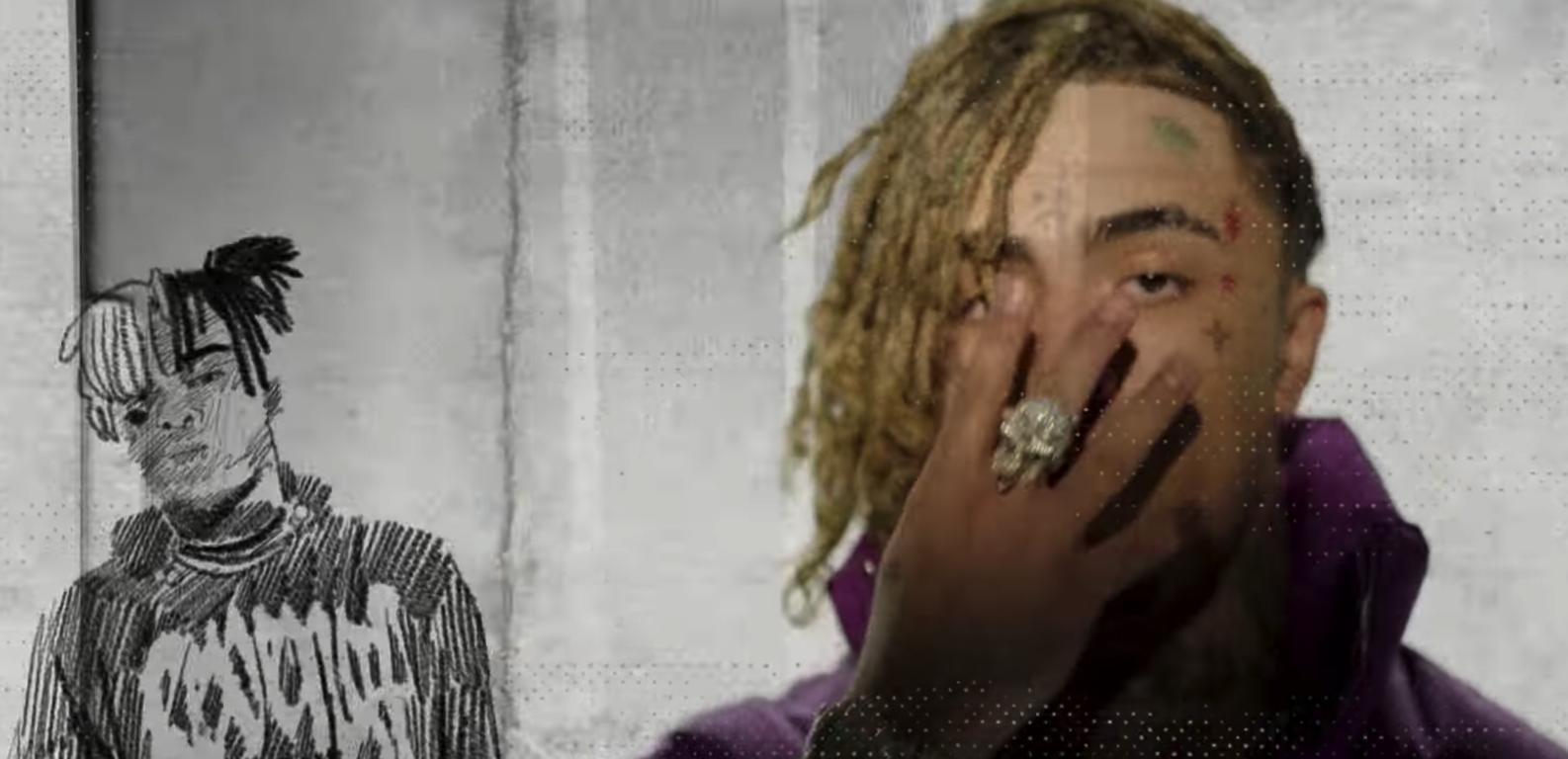 XXXTentacion & Lil Pump feat. Swae Lee & Maluma - Arms Around You