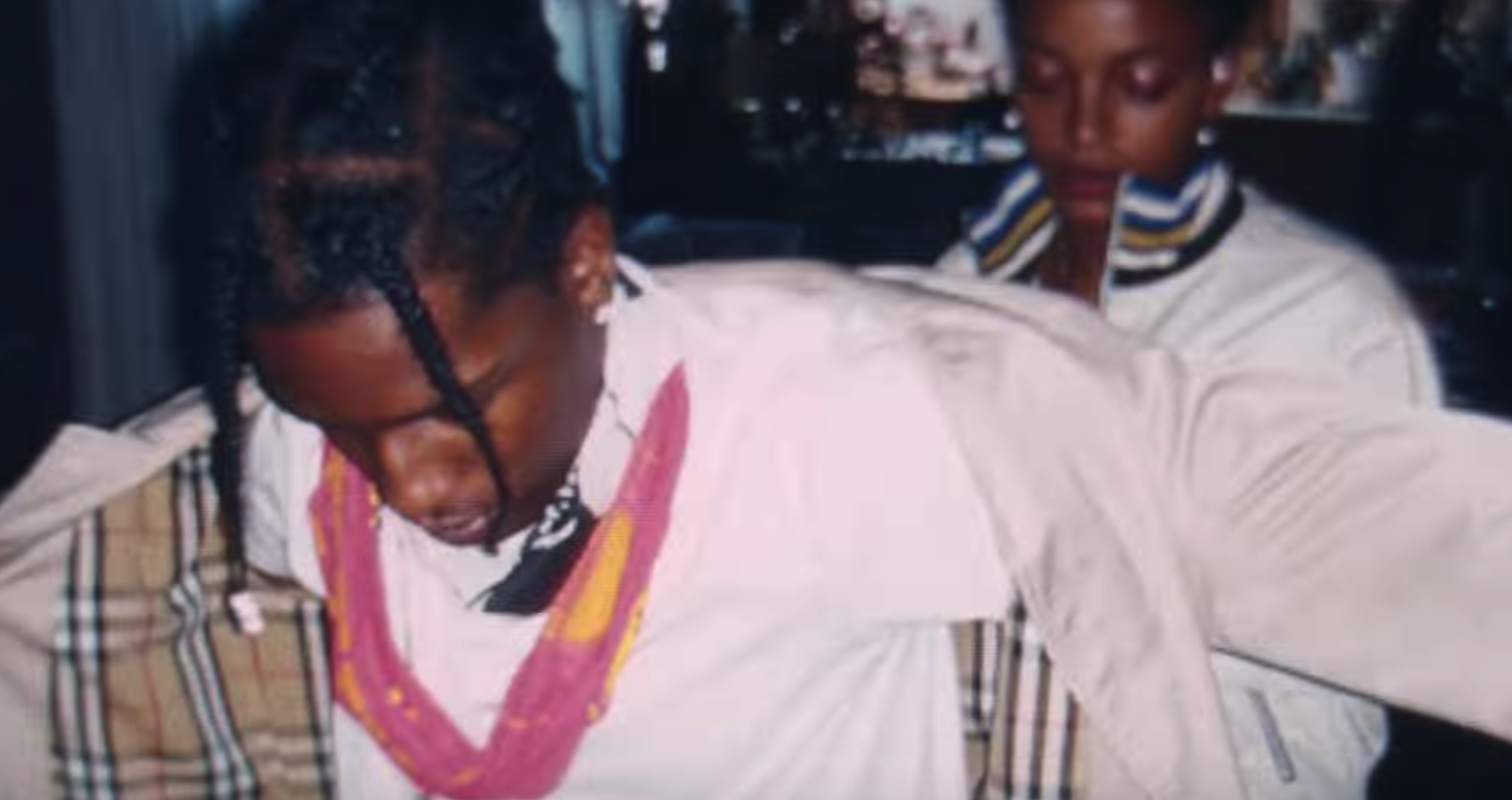 A$AP Rocky - Sundress (Video) | 16BARS.DE