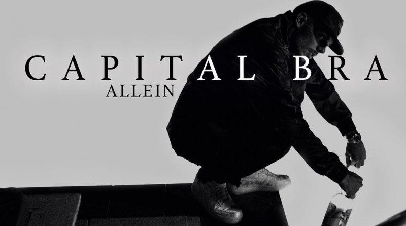 """""""Allein"""" - Das letzte Album von Capital Bra mit Team Kuku steht zum Stream bereit"""