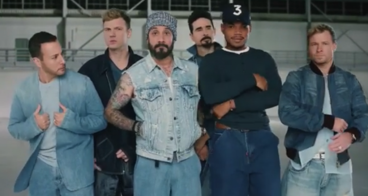 chance the rapper backstreet boys
