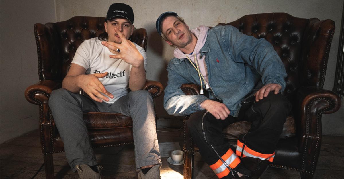 """Dendemann & Hugo Nameless: Eminem, Auto-Tune & """"Da Nich Für!"""""""