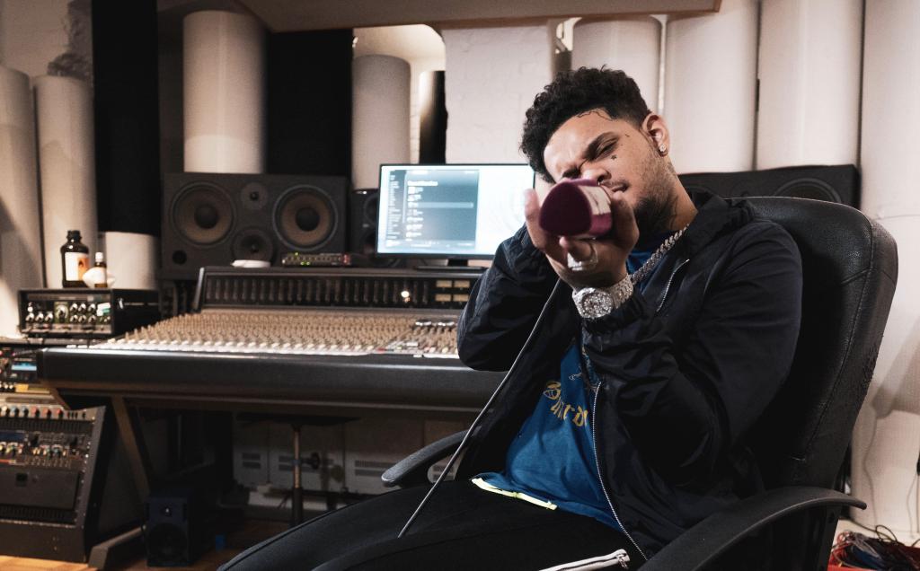 Insta Stories mit Smokepurpp: Drake, XXXTentacion & Lil Pump