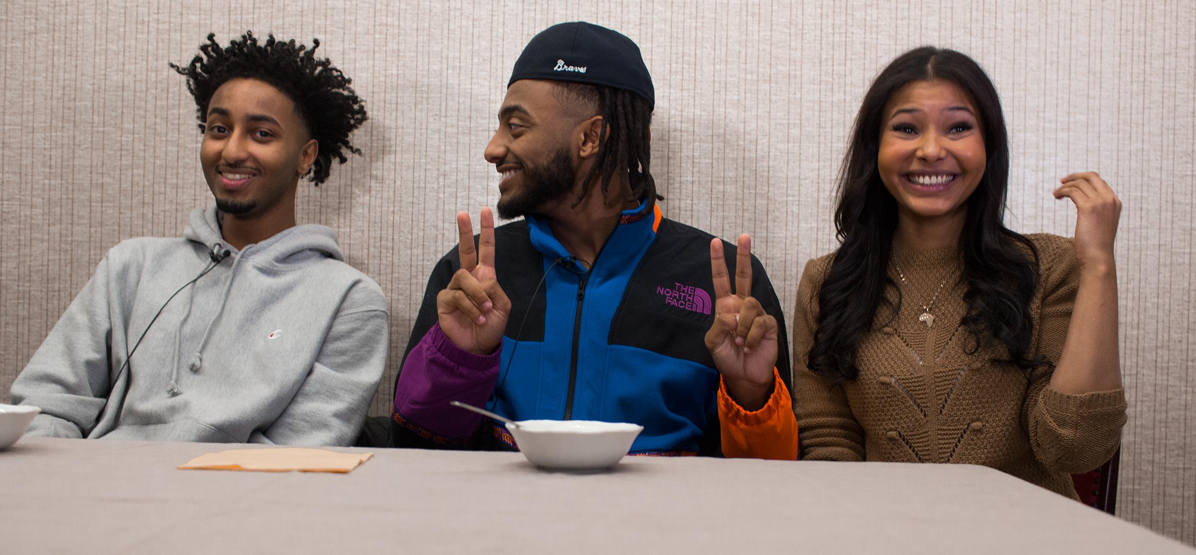 "Aminé Interview: ""ONEPOINTFIVE"", André 3000 & Freundschaft"