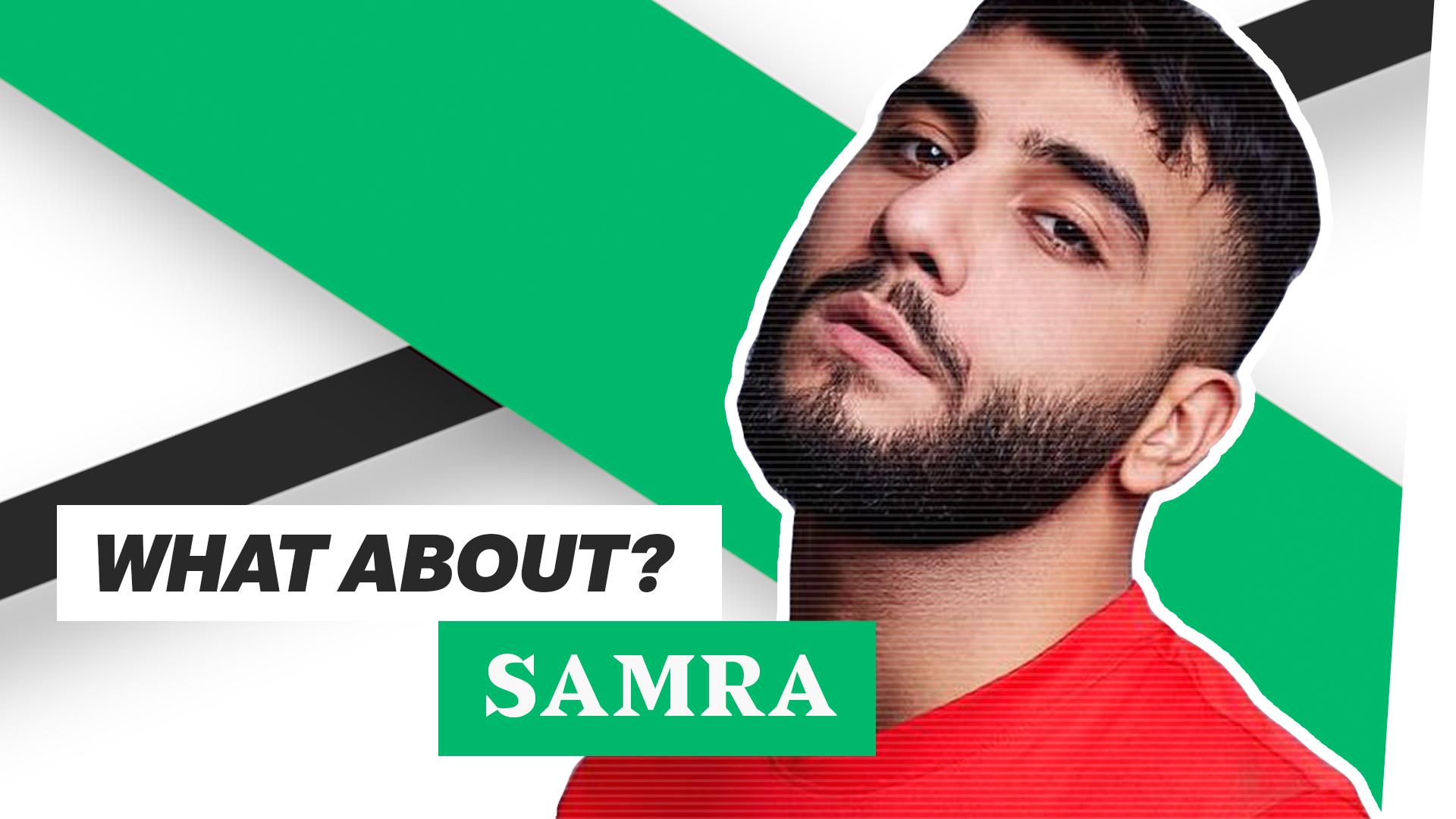 Vom Untergrund zum Deutschrap-Star: Die Geschichte von Samra