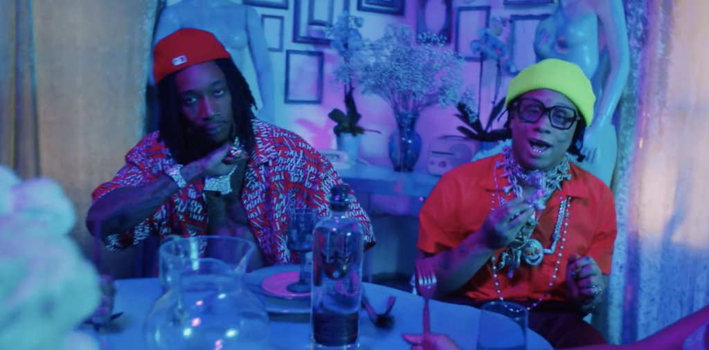 Wiz Khalifa feat. Trippie Redd & Preme - Alright |16BARS