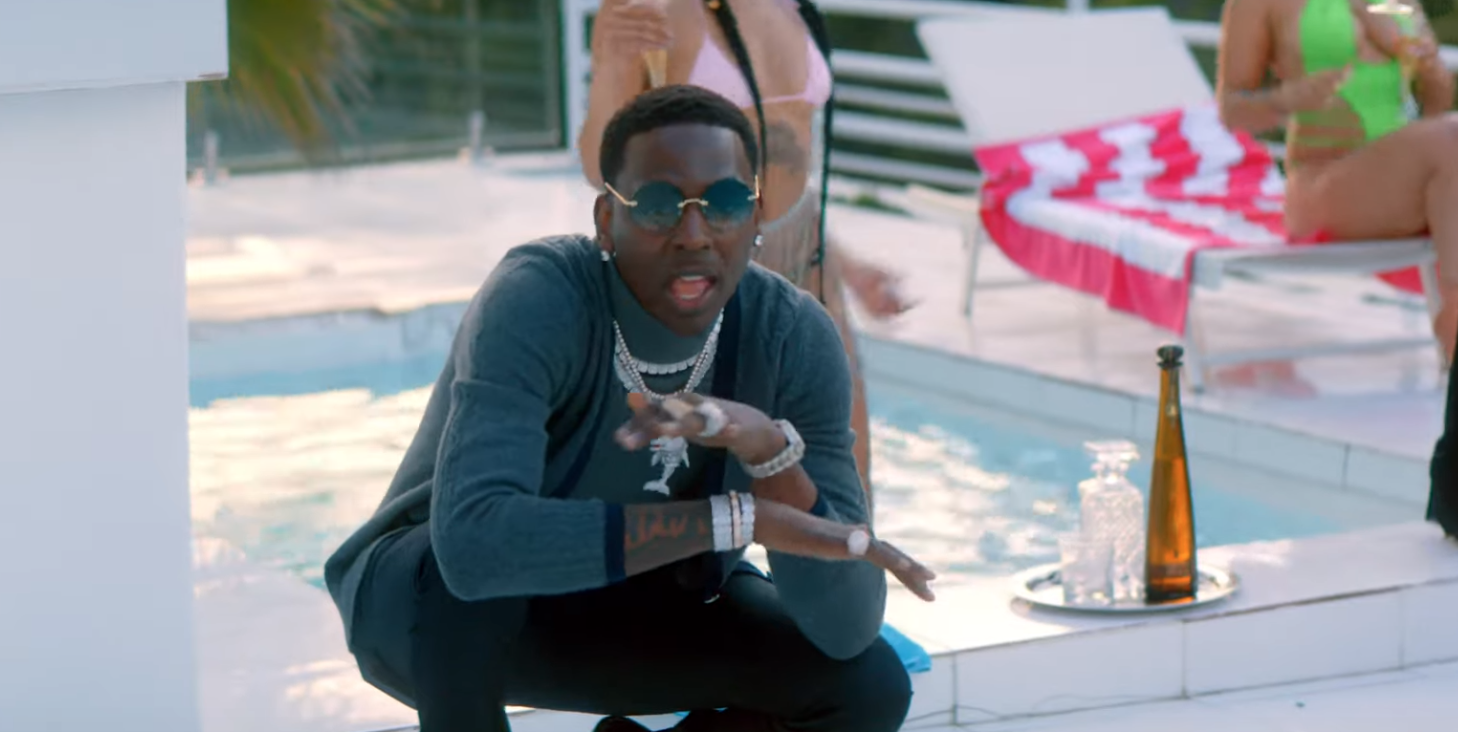 Young Dolph feat. Juicy J & Project Pat - By Mistake (Remix) | 16BARS