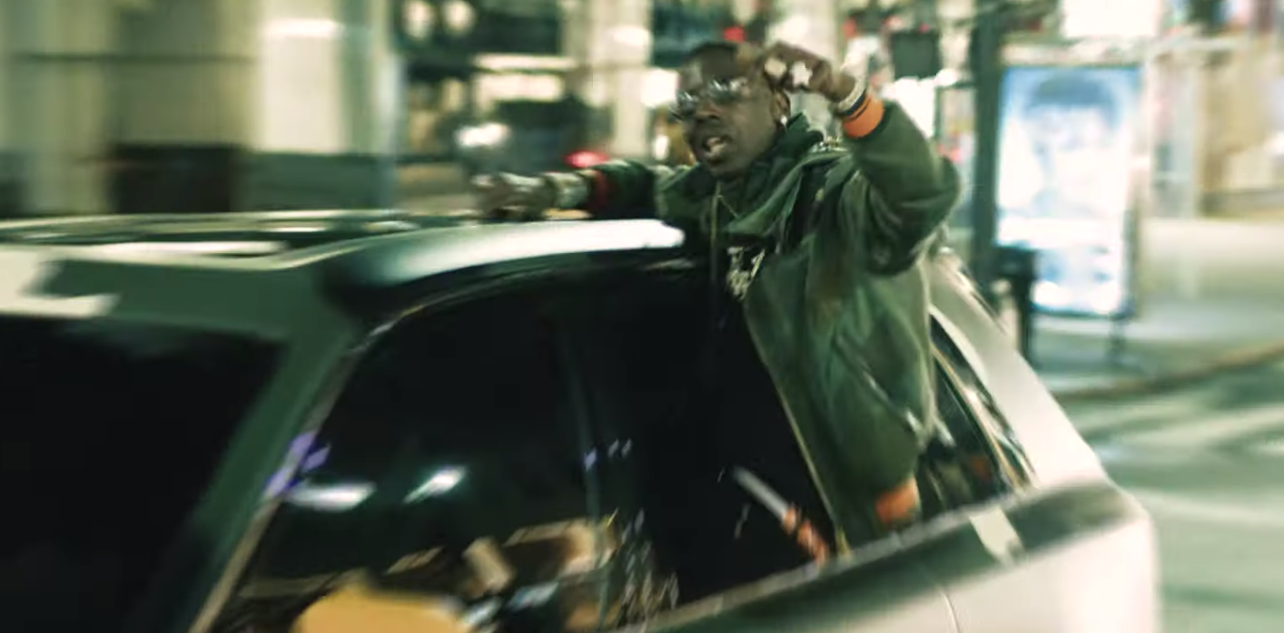 Young Dolph - Crashin Out (Video) |16BARS