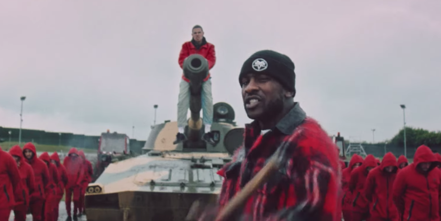 slowthai feat. Skepta - Inglorious (Video) | 16BARS