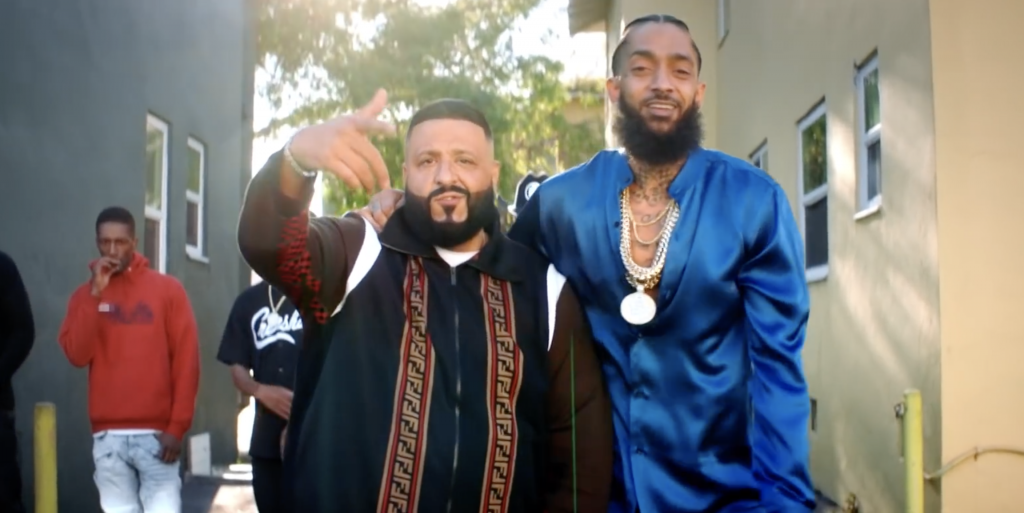 DJ Khaled feat. Nipsey Hussle & John Legend - Higher | 16BARS