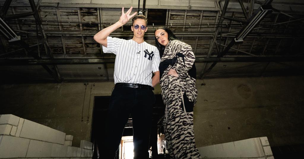 Juju und Marvin Game in der Hotbox |16BARS