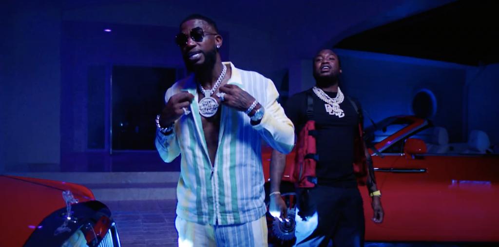 Gucci Mane feat. Meek Mill - Backwards|16BARS