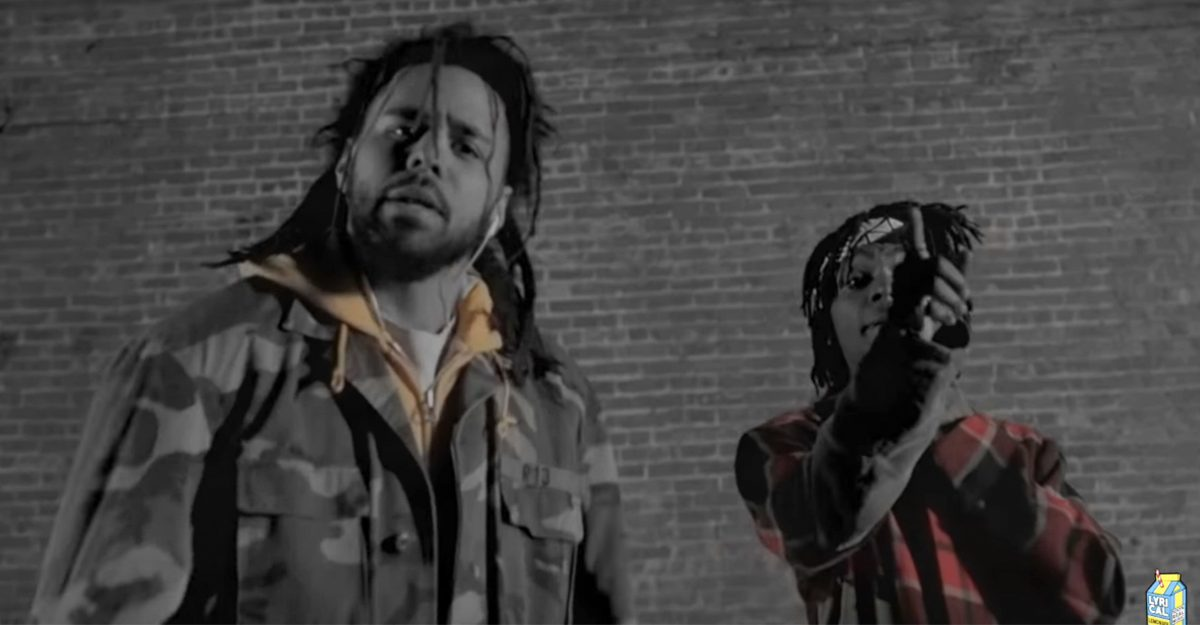 J.I.D, J. Cole, Bas, EarthGang & Young Nudy - Down Bad | 16BARS