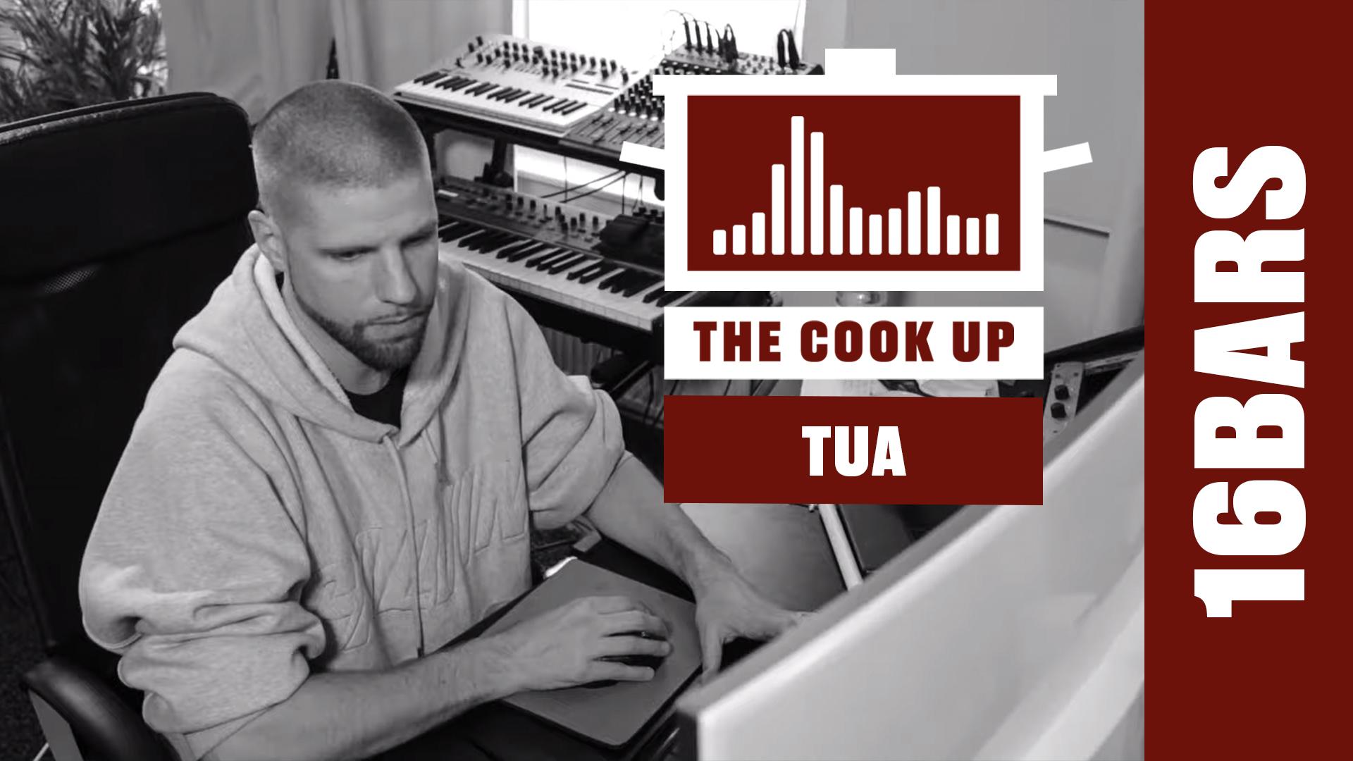 Tua baut einen Beat: The Cook Up   16BARS