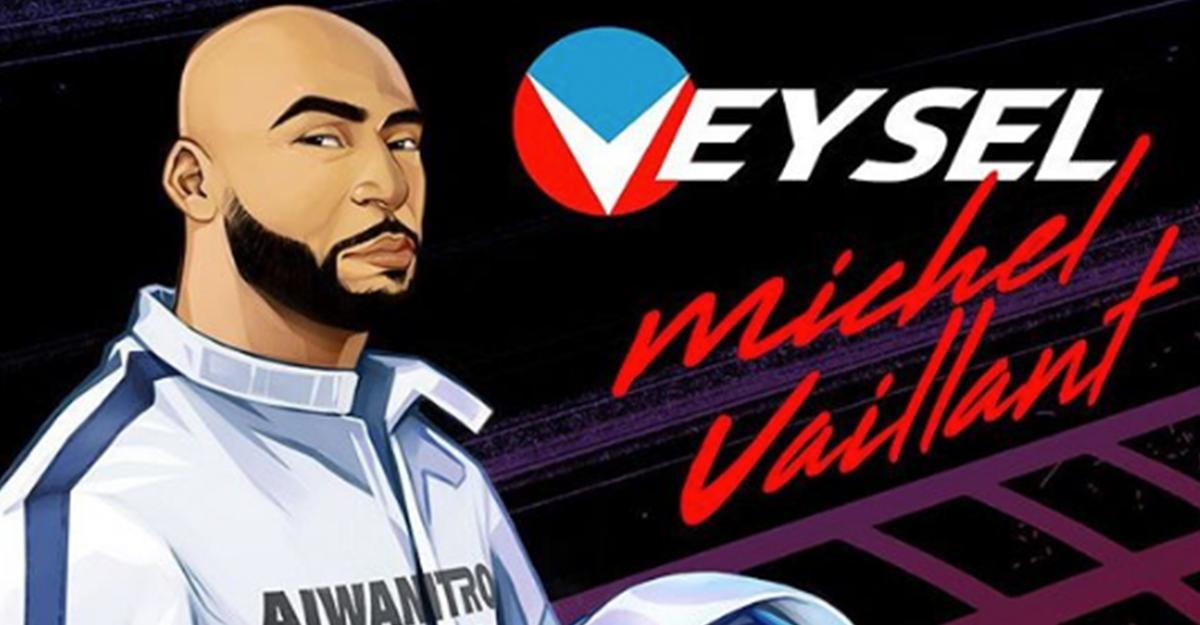 Veysel - Michel Vaillant | 16BARS.DE